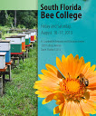 Busy BEES in South FL Bee college!